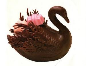 swan chocolate